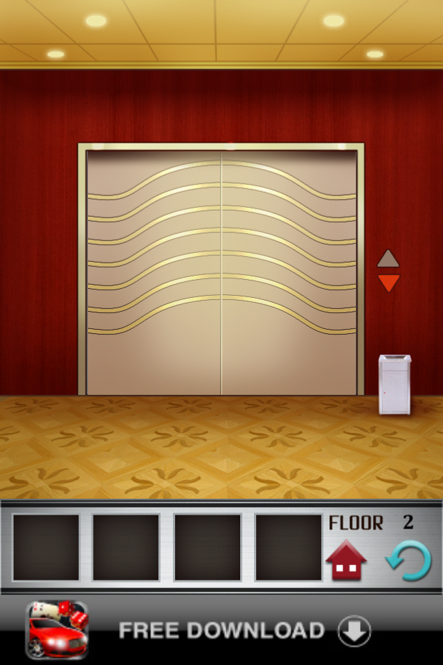 100 floors game and app reviews for 12 floor on 100 floors