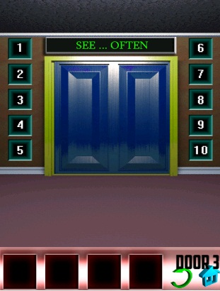 100 doors walkthrough level 51 60 clues and tips for 100 doors door 60