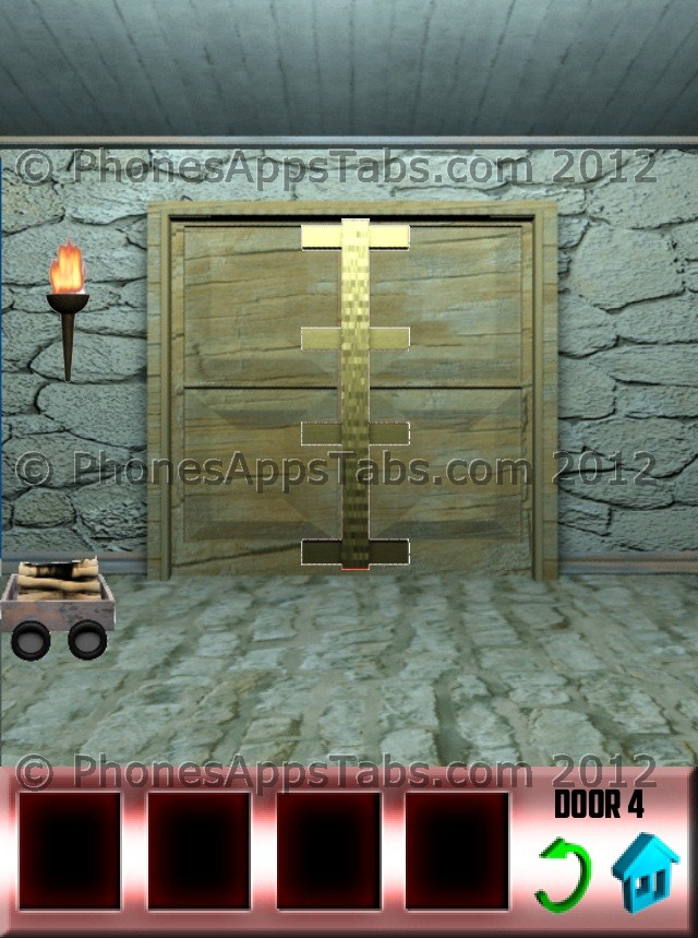 100 doors walkthrough and solutions or levels 1 2 3 4