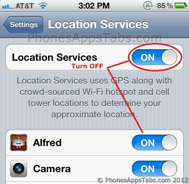 how to turn off location on iphone 5s battery saving tips for iphone and 1340